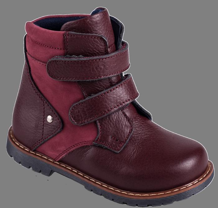 Детские ортопедические ботинки 06-539 р. 21-30