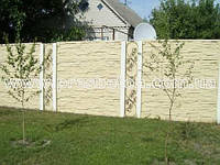 Бетонный забор высота 2 метра