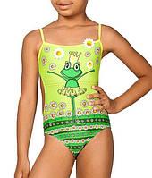 Детский купальник для девочки Пляжная одежда для девочек Одежда для девочек 0-2 Arina Италия GS071404 Зеленый