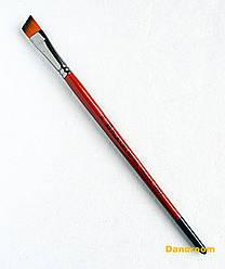 Синтетика угловая, Carrot 1097А, №10, кисть KOLOS