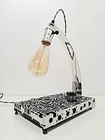 Настільна лампа Pride&Joy Industrial із авто-запчастин