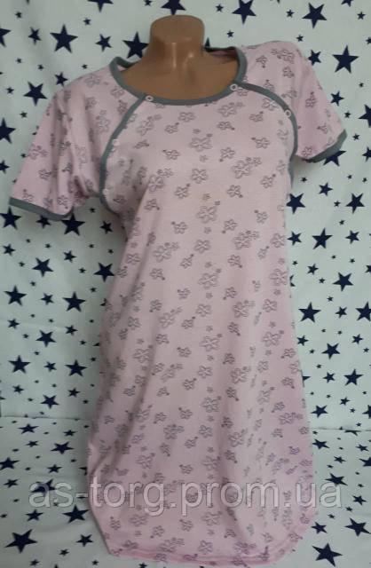 Ночная рубашка для кормления и будущих мам, 3305