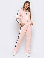 Женский спортивный костюм с капюшоном в расцветках ЛП-3-0819(742)
