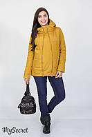Демисезонная куртка для беременных Emma + колготы для беременных 40den в ПОДАРОК!!!