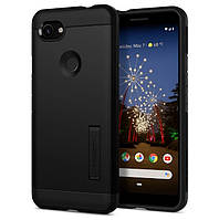 Чехол Spigen для Google Pixel 3a Tough Armor, Black (F23CS25962)