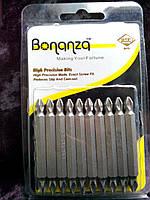 Бита для шуруповерта Bonanza PH2/PZ2