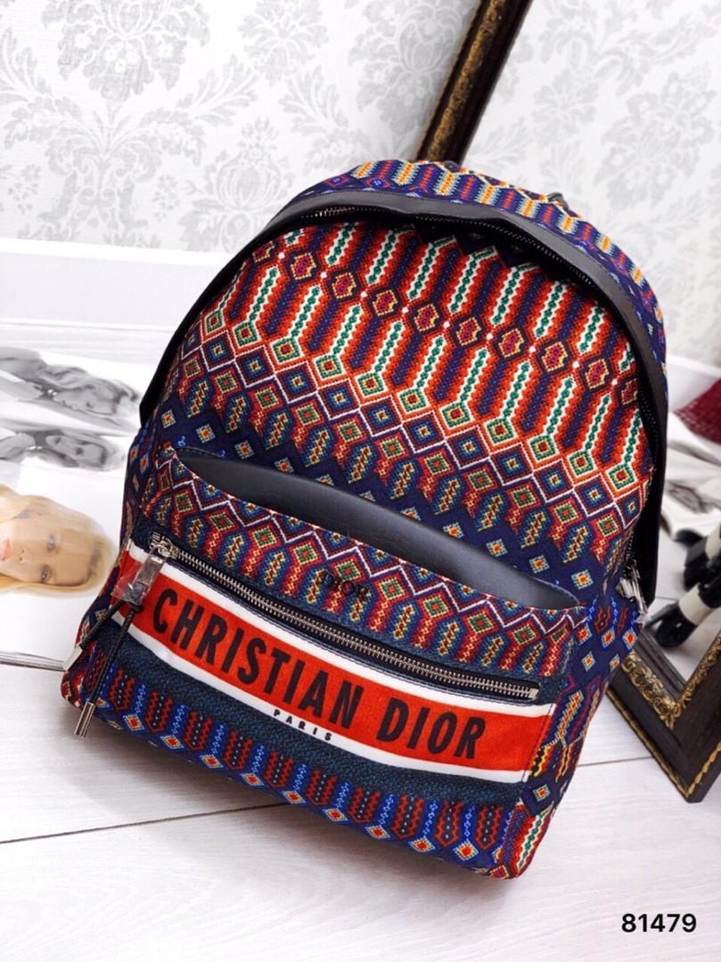 Рюкзак в стиле текстиль