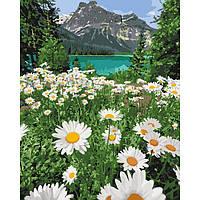 Картины по номерам / обложка. Красота природы 40х50см арт. КНО2819