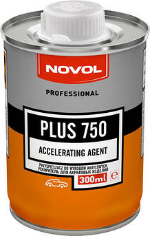 Ускоритель сушки Novol Plus 750, 300 мл