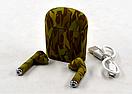 Беспроводные вставные наушники i7S TWS | ХАКИ |  Camouflage, фото 3