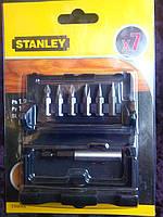 Набір біт для шуруповерта STANLEY 7 предметів STA60480-XJ, фото 1