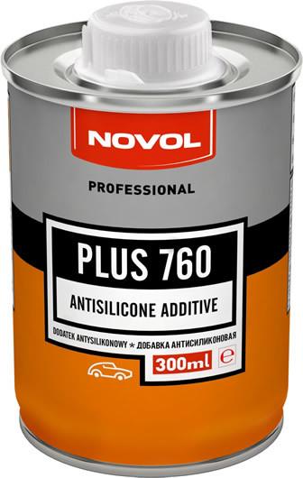 Антисиликоновая добавка Novol Plus 760, 300 мл