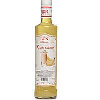 Сироп Крем Банан Bon Classic  900мг., 0.7 л.