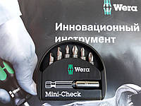 Набір біт для шуруповерта Mini-Check, фото 1