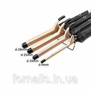 Плойка для волос CL-667, диаметр 19 мм