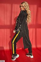 Спортивный костюм женский теплый демисезонный ангора 48-56 размера