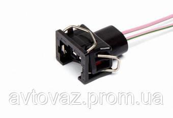 Разъем форсунки Bosch ВАЗ 2110 с проводами
