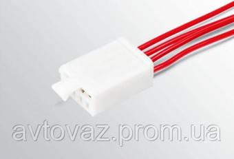 Разъем фонаря заднего ВАЗ 2110-12 с проводами