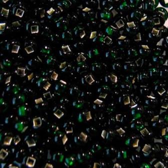 Чешский бисер Preciosa 5г №57150 (квадратная серединка)