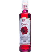 Сироп Роза Bon Classic 900мл., 0.7l