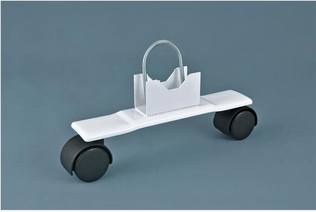 Подставки на колёсиках к электрорадиаторам Оптимакс / Flyme