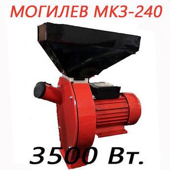 Зернодробилка Могилёв МКЗ-240, фото 2