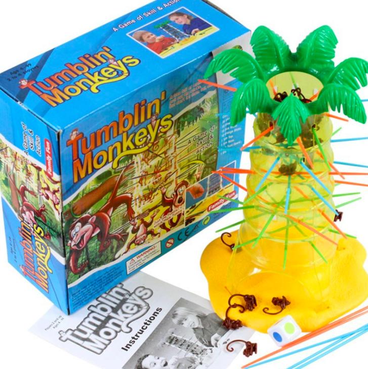 Настольная игра  Весёлые обезьянки Tumblin Flling Monkeys