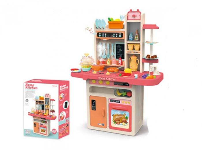 Детская кухня с водой (65 предметов) 94 см