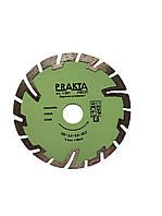 Диск відрізний алмазний PRAKTA сегмент protekted 125*22.2*1.8*8мм