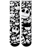 Мужские носки с 3d принтом. Забавные длинные носки с изображением скелета Chaussettes Homme Fantaisie