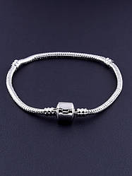 073106 Браслет 'Pandora style' 18 см.
