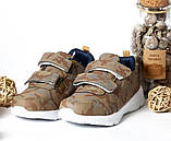 Кроссовки Хаки Fashion 27 – стелька 16 см, 28 – стелька 17 см, 29 – стелька 17,5 см, фото 3