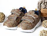 Кроссовки Хаки Fashion 27 – стелька 16 см, 28 – стелька 17 см, 29 – стелька 17,5 см, фото 4