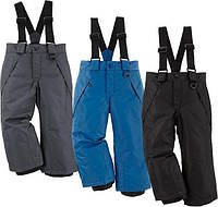 Детские термо-штаны,полукомбинезон мальчику и девочке lupilu 86\92