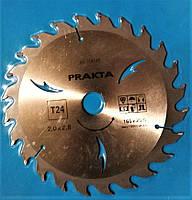 104252 Диск пильний Prakta  Т.С.Т. 250*32(30)мм*80Т,   ламінат