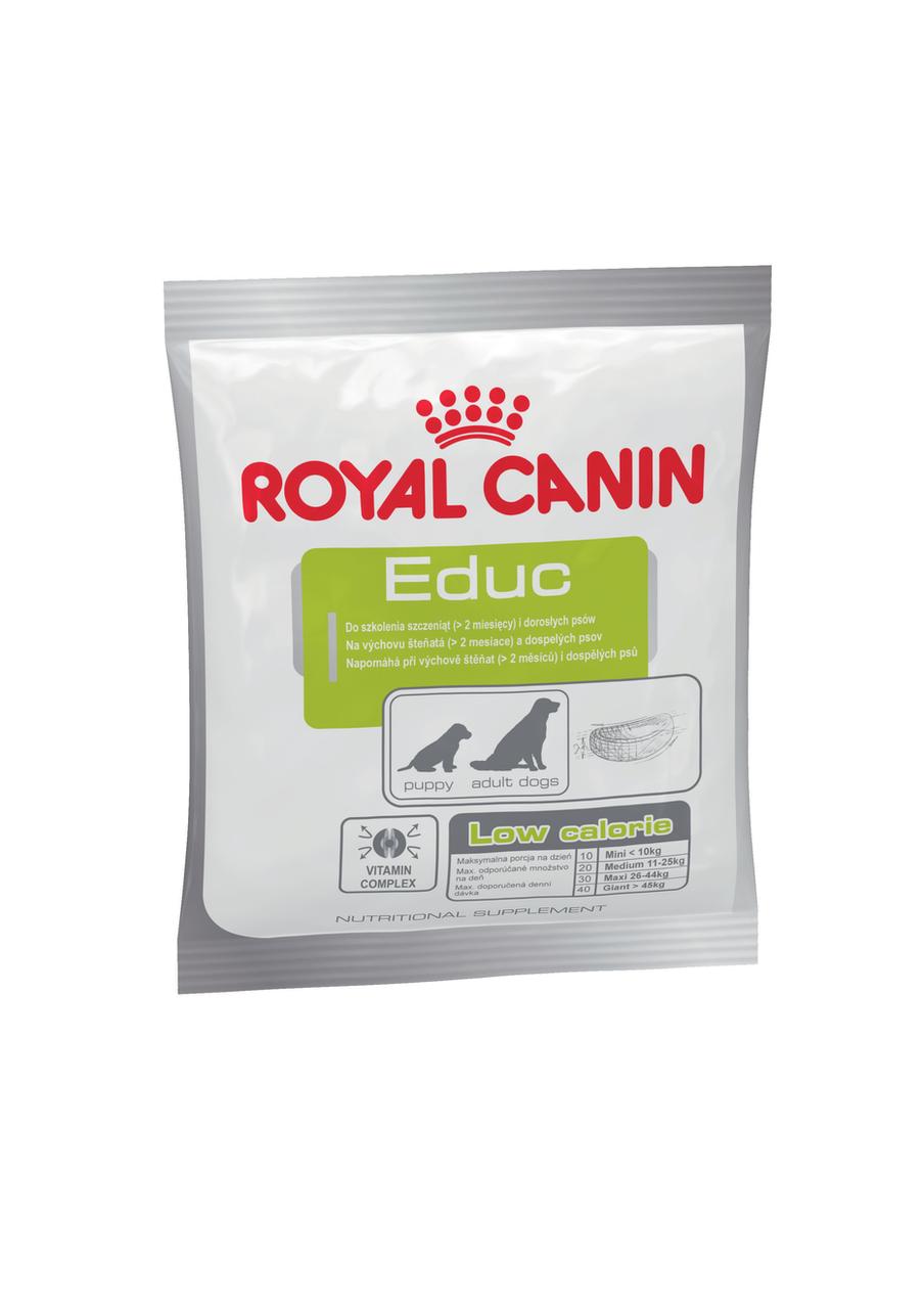 Лакомство для собак Royal Canin EDUC CANINE 0,05 кг