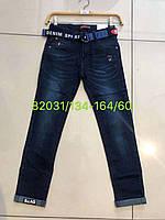Джинсові брюки для хлопчиків Seagull 134-164 p.p.