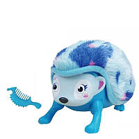Інтерактивна іграшка SUNROZ HEDGEHOG їжачок Блакитний (SUN5354), фото 1