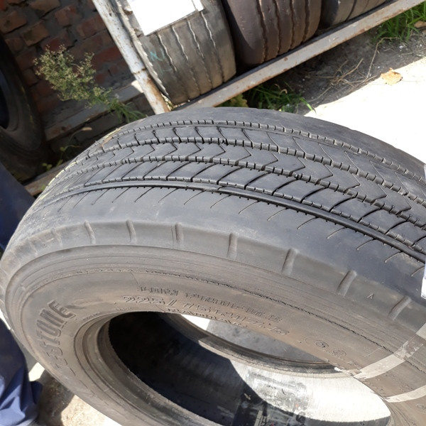 Грузовые шины б.у. / резина бу 225.75.r17.5 Bridgestone R227 Бриджстоун
