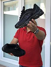Мужские демисезонные кроссовки Nike Supreme,черные, фото 3