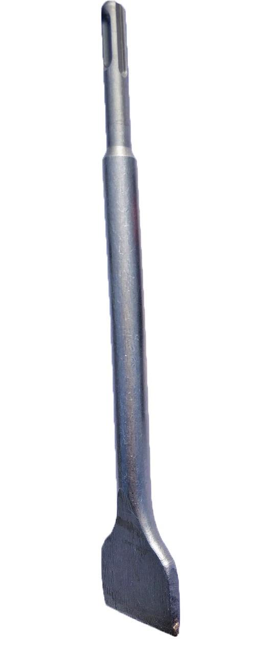 Зубило  Craft лопатка кругле коване 250*14*40мм з хвостовиком SDS-plus