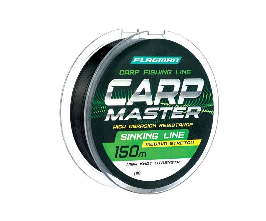 Леска Flagman Carp Master 150м 0.30мм