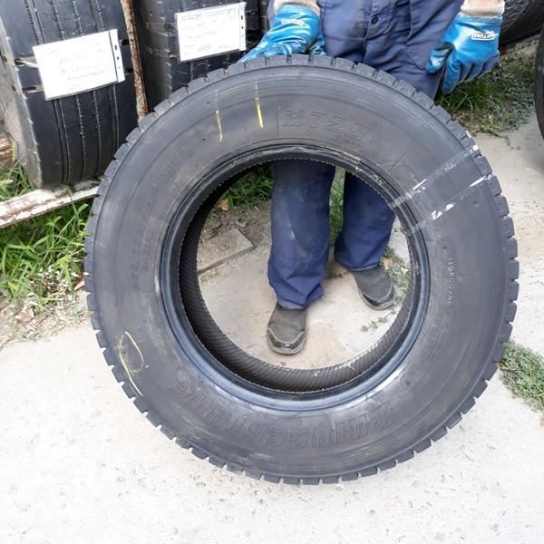 Шины б.у. 265.70.r19.5 Bridgestone M729 Бриджстоун. Резина бу для грузовиков и автобусов