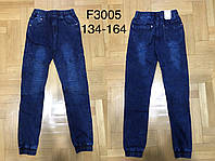 Джинсы для мальчиков оптом, F&D, 134-164 см, Арт. F3005, фото 1