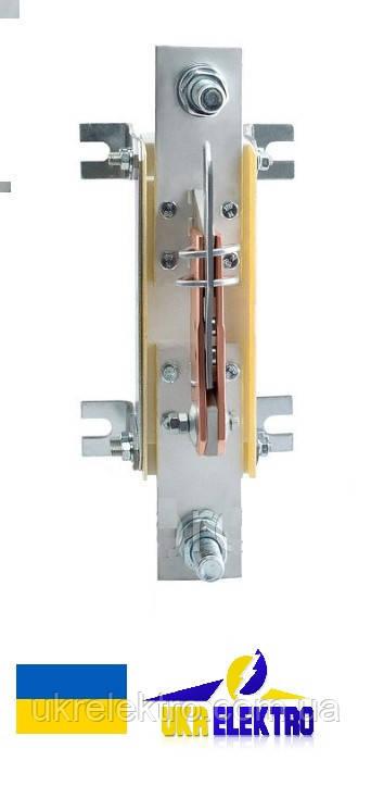 Разъединитель РЕ19-41-111100 1000А однополюсный переднего присоединения с центральной рукояткой ис
