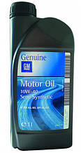 Моторное масло GM Genuine Semi Synthetic 10w40 2л