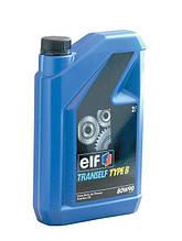 Трансмісійні масла ELF TRANSELF TYPE B FE 80W-90 2л