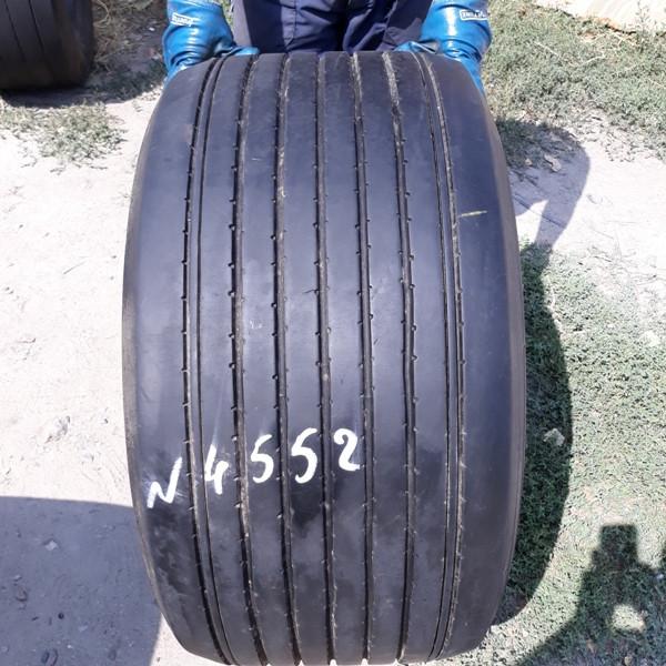 Шины б.у. 435.50.r19.5 Bridgestone R166 2 Бриджстоун. Резина бу для грузовиков и автобусов