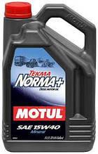 Моторне масло MOTUL Tekma Norma + 15W-40 5л