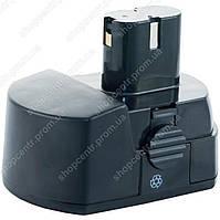 Аккумулятор для шуруповерта - 18 В Ni-Cd, каблук